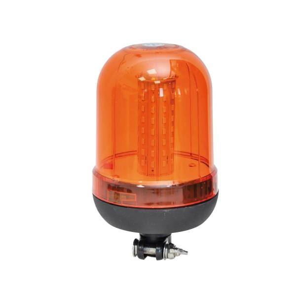 Viacfunkčné výstražné svetlo 12/24V 80 LED orange