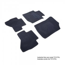 Rohož textilná Audi UNI