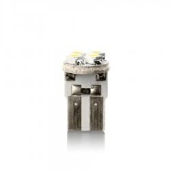 Žiarovka T10 LED WHITE 24V 5W W5W VECTA