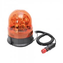 Viacfunkčné výstražné svetlo H1 24V oranžové magnetické
