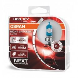 OSRAM HB3 Night Breaker LASER BOX