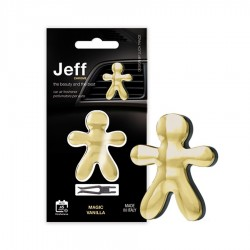 JEFF zlatý chrome Magic Vanilla