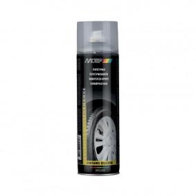 Čistič pneumatík 500ml Motip