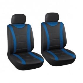 Autopoťah 2ks čierny/modrý AUTOMAX