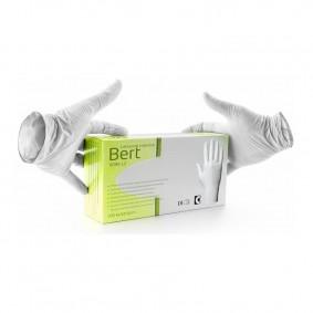 Ochranné rukavice latexové 100ks veľkosť 9