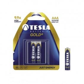 TESLA AAA GOLD+ Alkaline 2ks blister