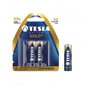 TESLA AA GOLD+ Alkaline 2ks blister