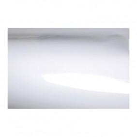 Autofólia so vzduch kanalikmi biela BM