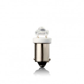 Žiarovka LED BA9S WHITE 12V T4W VECTA