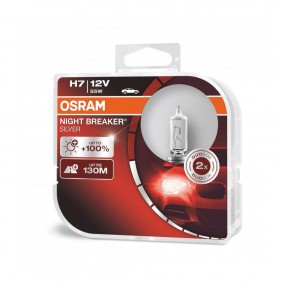 OSRAM H7 Night Breaker SILVER BOX OSRAM