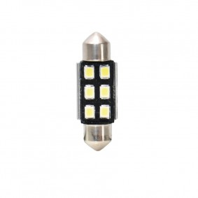 Žiarovky LED SV8,5 CAMBUS 6LEDS T11x36mm VECTA