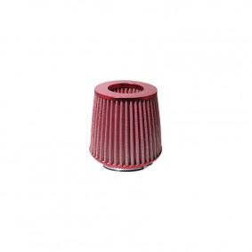 Vzduchuvý filter červený s 3 adaptérmi
