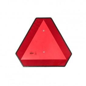 Trojuholník pre pomale vozidlá E8 bez stojana