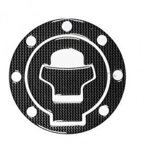Nálepka na uzáver palivovej nádrže motocykla SUZUKI