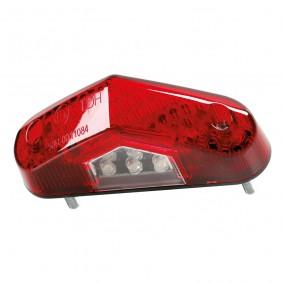 Zadné LED svetlo na motocykel NOVA