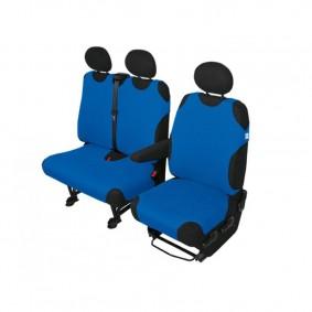 Autotriko VAN 1+2 modré