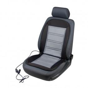 Poťah sedadla vyhrievací 12V sivý AUTOMAX