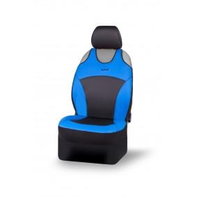 Autotričko LEATHER LOOK BLUE