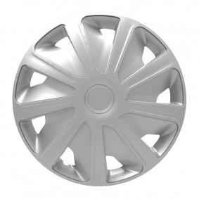 Puklice Craft silver15 Versaco