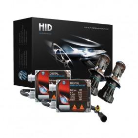 Sada Xenon H4-3 4300K LED KIT