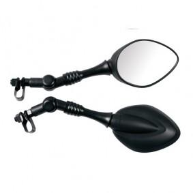 Spätné zrkadlo T-LOGIC, čierne, pár