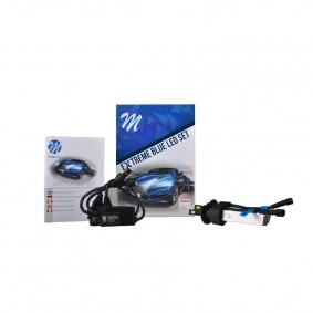 LED set M-TECH Extreme blue H7