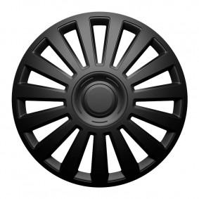 Puklice Luxury black 14 VERSACO