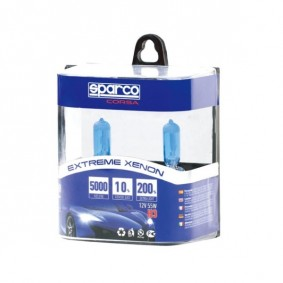 Sparco H1 12V 55W Blue B4+10% Xenon